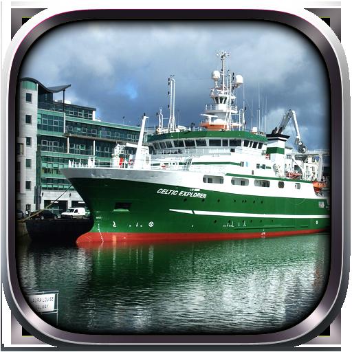 Car Transporter Cargo Ship