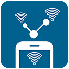 Portable Wifi point chaud icon
