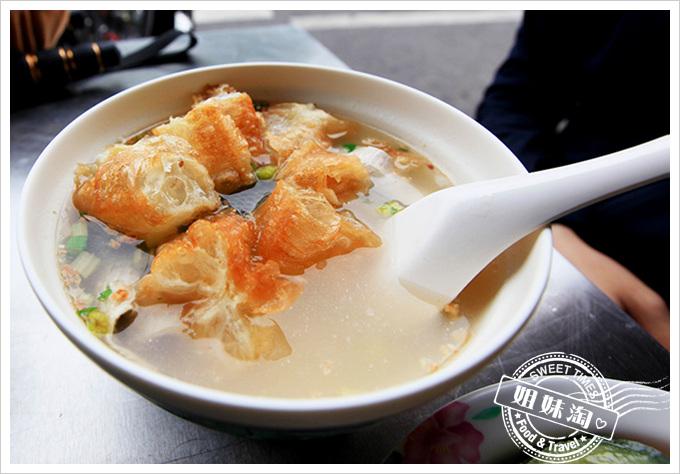 悅津鹹粥-魚皮粥