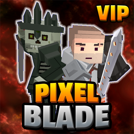 PIXEL BLADE Vip - Action rpg APK Cracked Download