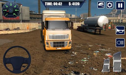 Real Truck Simulator Transport Lorry 3D 1.02 Cheat screenshots 2
