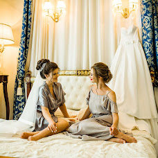 Wedding photographer Elizaveta Samsonnikova (samsonnikova). Photo of 12.09.2017
