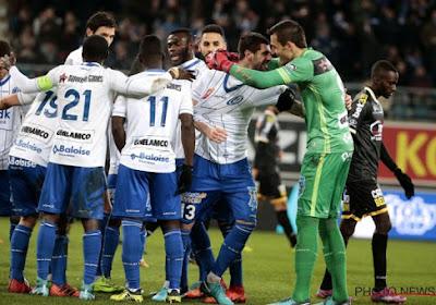 Strasbourg a fait une offre de plusieurs millions d'euros pour un joueur de Gand