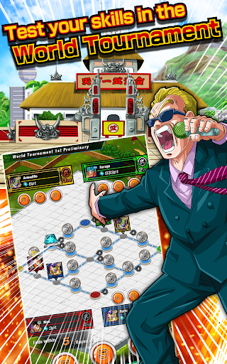 DRAGON BALL Z DOKKAN BATTLE para Android
