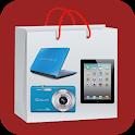 Multimedia shoppen icon