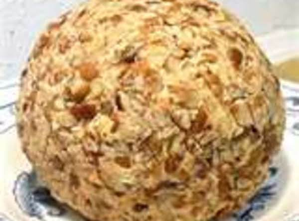 Cream Cheese Ball (with Suprises Inside)