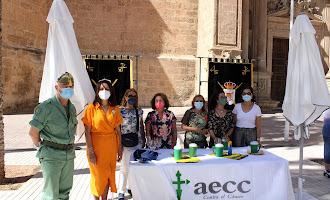 Cuestación Día Contra el Cáncer en Almería
