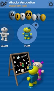 AtrMini - Math games- screenshot thumbnail