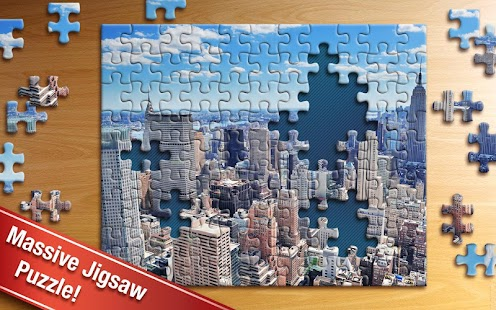 Jigsaw Puzzle- screenshot thumbnail