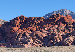 Photo: Many experienced and amateur geologists alike who visit Red Rock are amazed by the rock formations, natural beauty, and the vivid colors of the rocks.