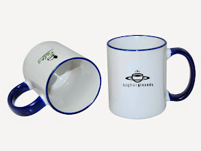 Photo: 11 oz.Mug(Rim & Handle Colour)