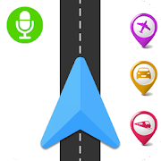 App Voice Gps Navigator, Gps Navigation Driving, Maps APK for Windows Phone
