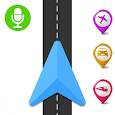 Voice Gps Navigator, Gps Navigation Driving, Maps