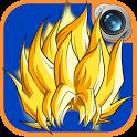 Super Saiya Camera Hair Studio icon