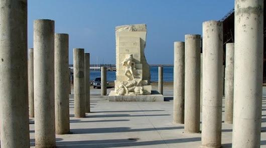 Amical de Mauthausen teme que el Monumento a la Tolerancia esté en peligro