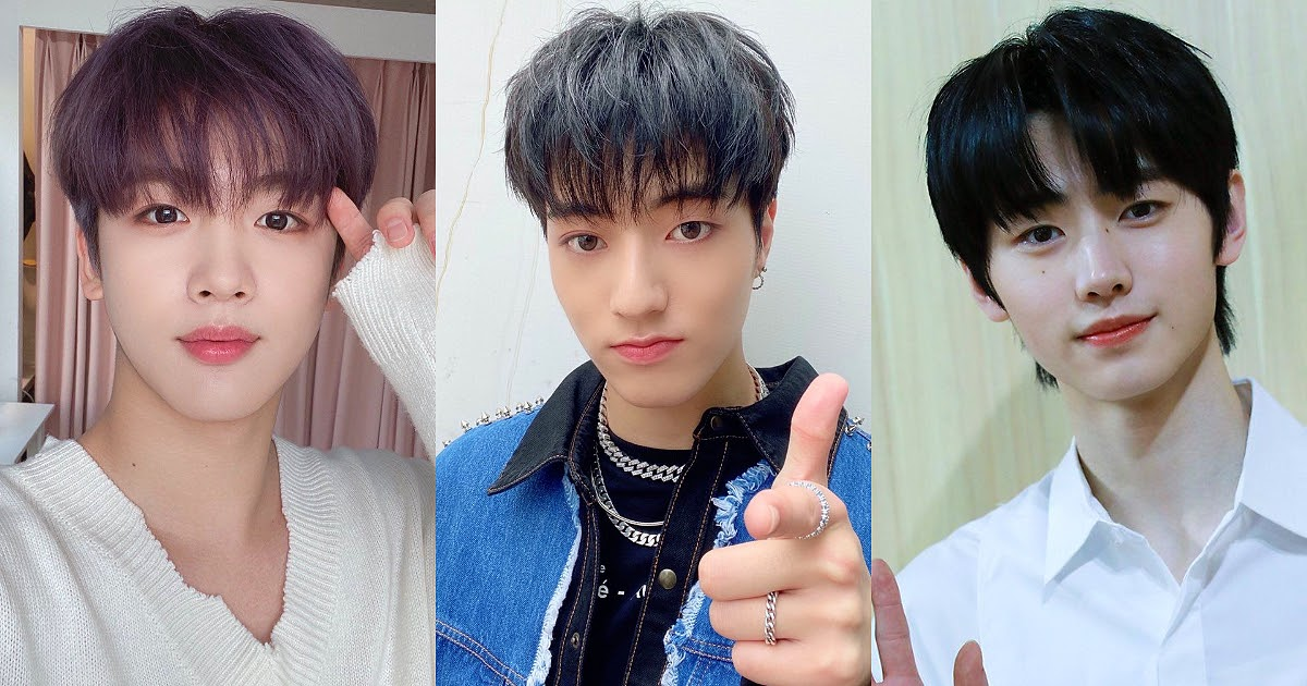 K-Pop Fans Voted: These Are The 20 Current Most Handsome Rookie Idols