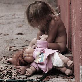 by Joe Wallace - Babies & Children Children Candids