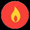 Fireball -Fling & Share Photos