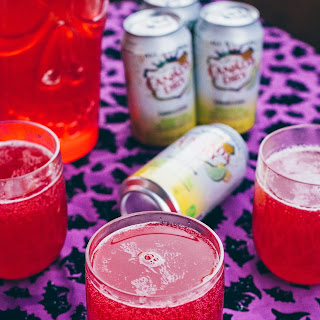 Sparkling Cranberry Pineapple Bloody Punch