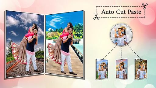 Auto Photo Cut Paste : Background Changer app (apk) free