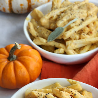 Creamy One-Pot Pumpkin Pasta Recipe