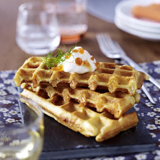 10 Best Heavy Cream Waffles Recipes