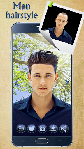 免費下載攝影APP|Man Hairstyle Cam Photo Booth app開箱文|APP開箱王