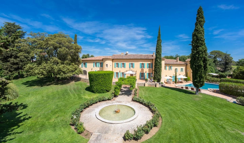 Villa avec piscine et jardin Lorgues