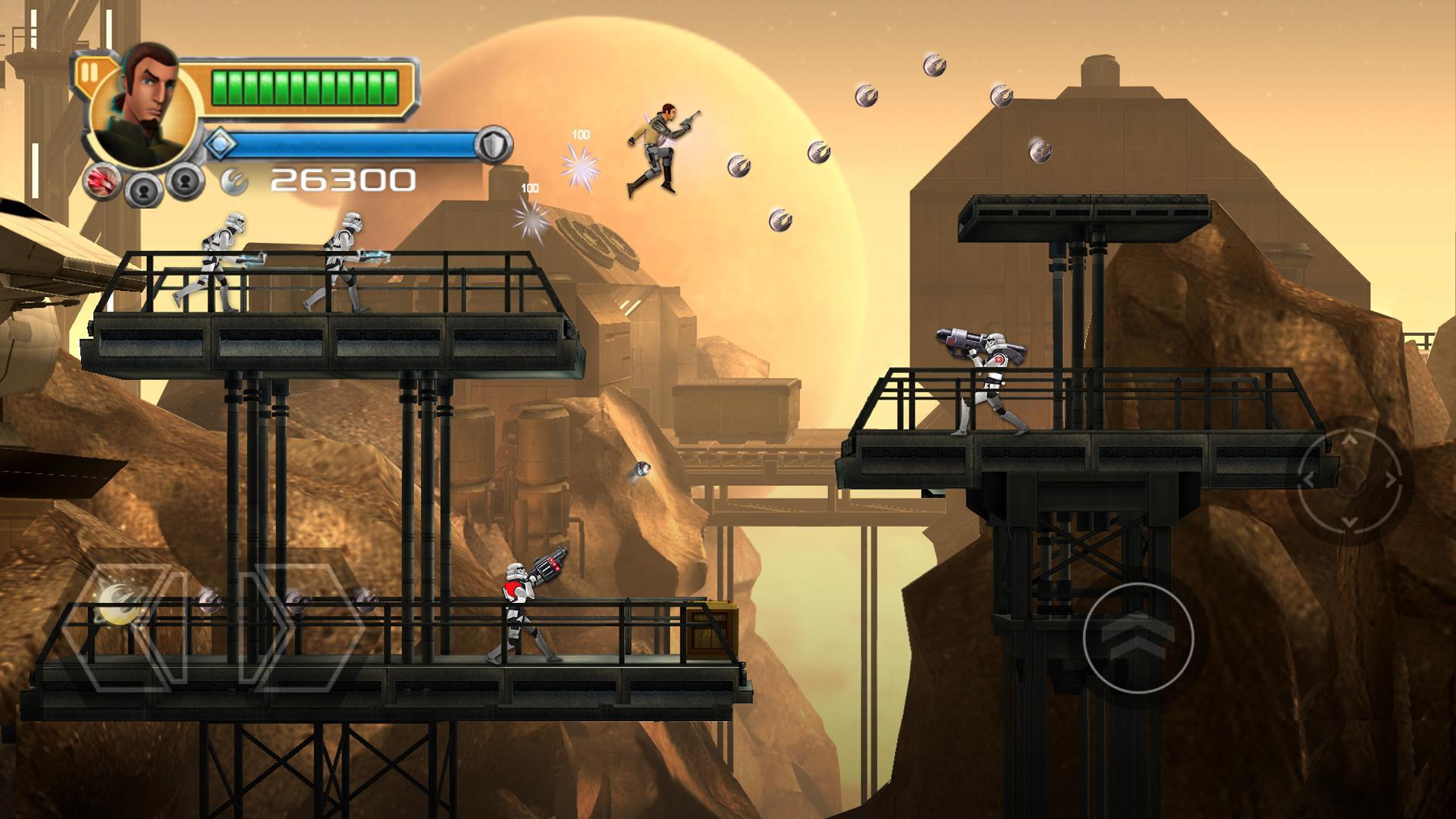 Star Wars Rebels: Missions screenshot #13