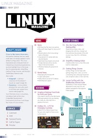 Linux Pro Magazine- screenshot thumbnail