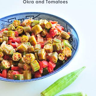 Fresh Okra And Fresh Tomatoes Recipes