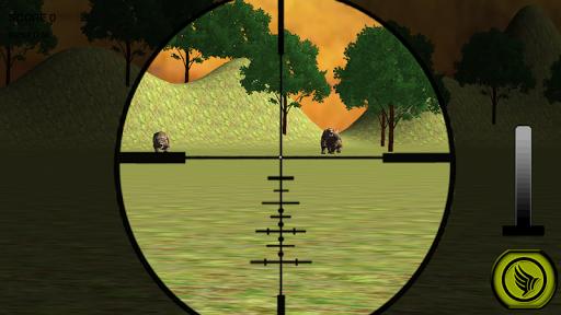 Bear Hunter Jungle Sniper 3D