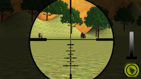Wild Bear Hunting Sniper 3D screenshot 0