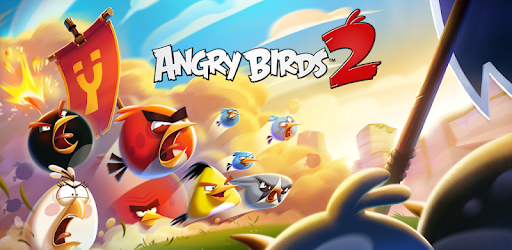 Angry Birds 2 game (apk) free download for Android/PC/Windows screenshot