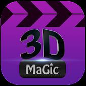 3D Cinema Magic