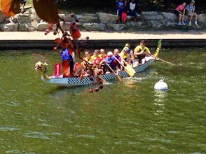 Photo: Dragon boat festival