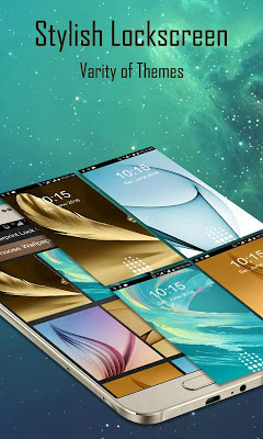 FingerPrint Galaxy Lock Prank - screenshot