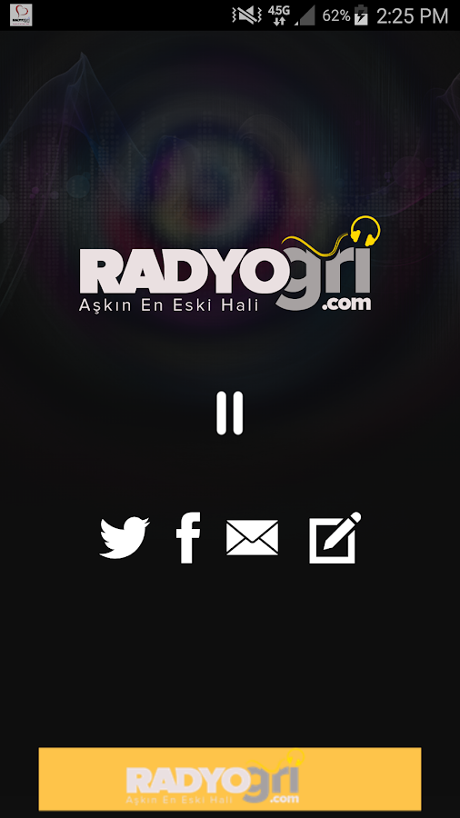 Radyo Gri- screenshot
