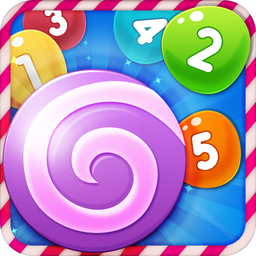 Sweet Hug - Coolest merge puzzle 2048 game