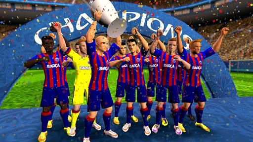 FOOTBALL LEAGUE REAL CHAMPIONS  code Triche 1
