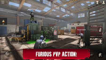 Zombie Rules - Shooter of Survival & Battle Royale APK screenshot thumbnail 4