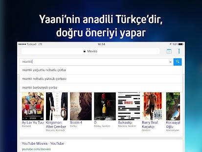 Yaani : Türkiye'nin Arama Motoru Ekran Görüntüsü