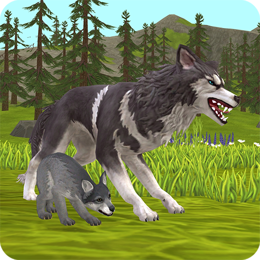 WildCraft: Animal Sim Online 3D Icon