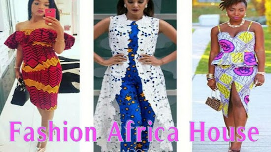 Fashion Africa House - náhled