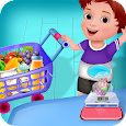 Baby Supermarket - Grocery Shopping Kids Game