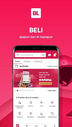 Bukalapak - Jual Beli Online for PC