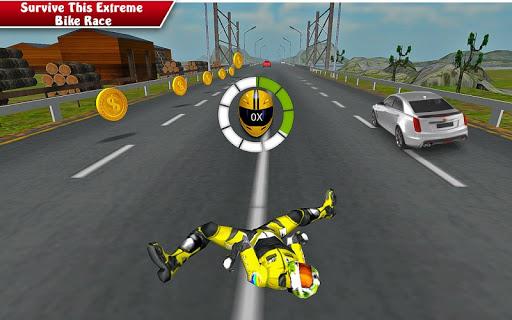 Moto Bike Attack Race 3d games  screenshots 9