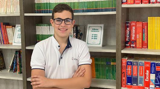 El estudiante almeriense que puede convertirse en el futuro de las matemáticas