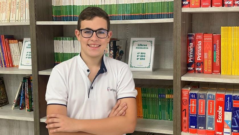 Antonio Miguel Leiva estudia en Altaduna-Saladares.
