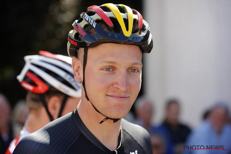 Tim Merlier mengt zich tussen de topsprinters in Münsterland Giro, Deceuninck-Quick.Step met zege aan de haal